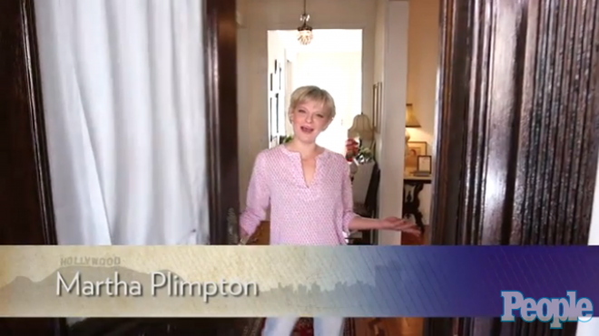 Hollywood at Home – Martha Plimpton